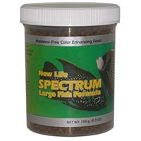 New Life Spectrum Large Fish Formula - Sinking Pellet Food