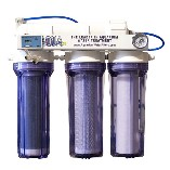 An RO system is one of the best investments you can make for the health of your saltwater aquarium
