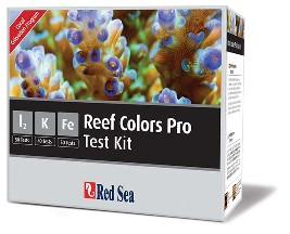 Red Sea Reef Colors Pro Multi Test Kit