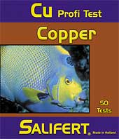 Salifert Copper Test Kit