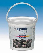 There are a few good salts on the market, we use Tropic Marin in all our aquaculture systems.